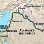 Abraham's Map